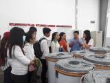 Sinh viên DLA trải nghiệm thực tế tại HuaFu
