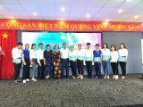 Lãnh đạo Trường DLA gặp gỡ tân sinh viên và lễ trao học bổng Ươm mầm cho những ước mơ trong Tuần lễ sinh hoạt công dân đầu khóa 2020