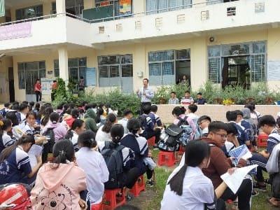 Trường DLA – Đồng hành cùng sinh viên trên hành trình chinh phục tri thức